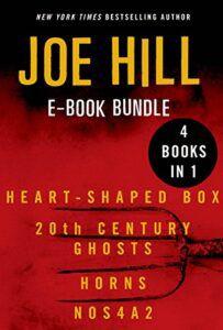 The Joe Hill E-book Bundle