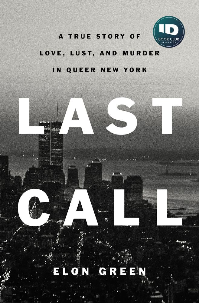 Book cover for Last Call