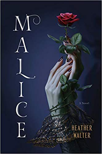 cover image of Malice by Heather Walter