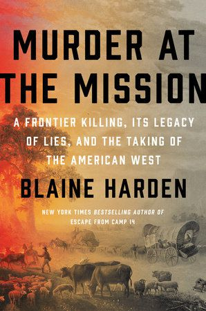 Book cover for Murder at the Mission