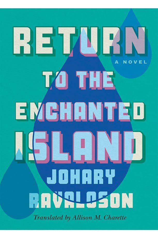Book cover image of Return to the Enchanted Island