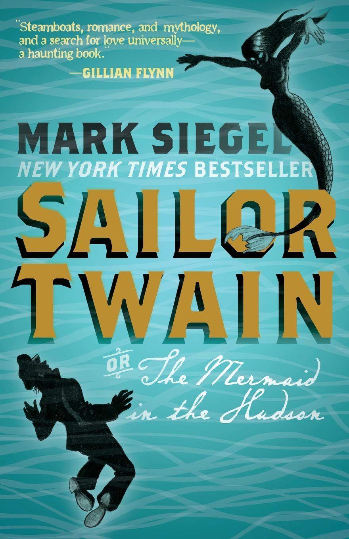Sailor Twain Cover
