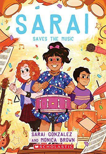 sarai saves the music book riot