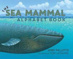 The Sea Mammal Alphabet Book cover