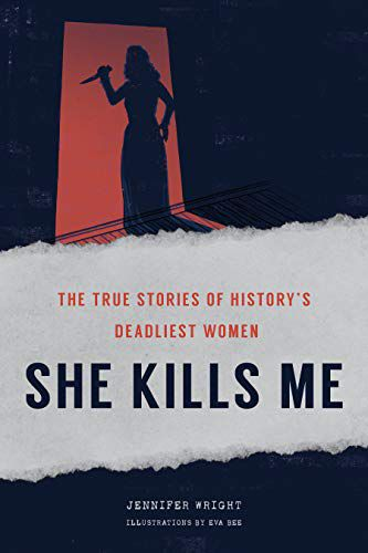 Book cover for She Kills Me