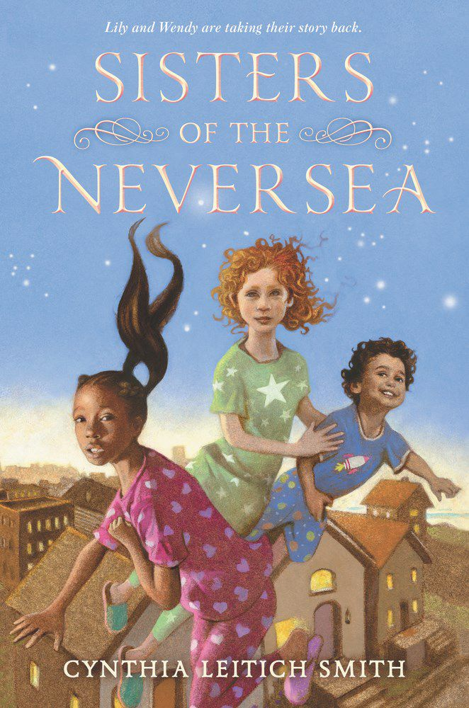 cover of Sisters of the Neversea
