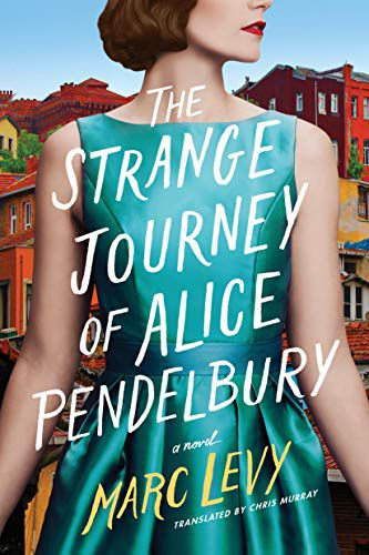 Book cover image of The Strange Journey of Alice Pendelbury