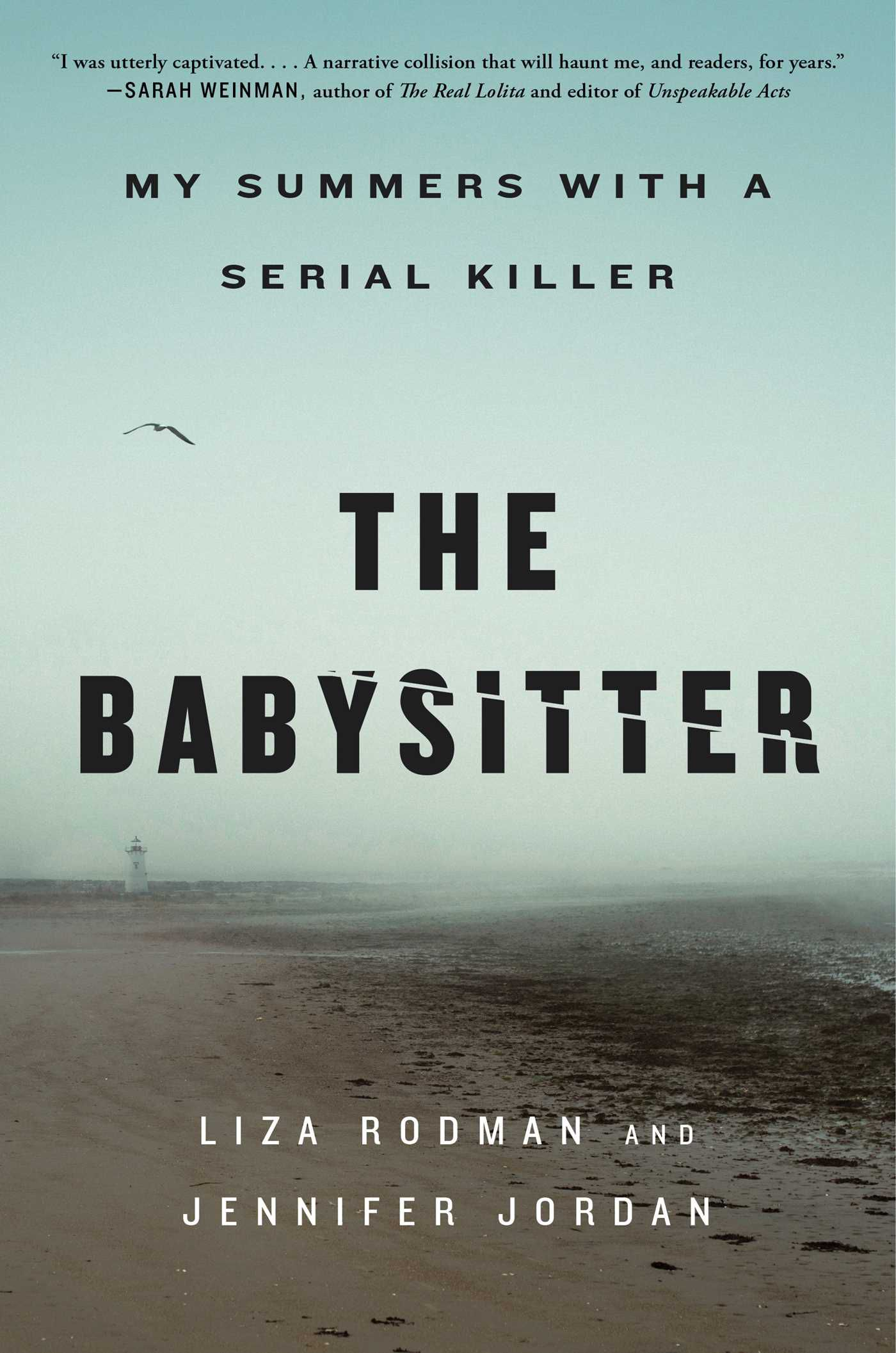 Book cover The Babysitter