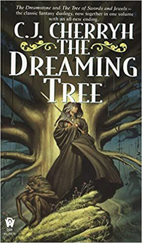 Cover of The Dreaming Tree by C.J. Cherryh