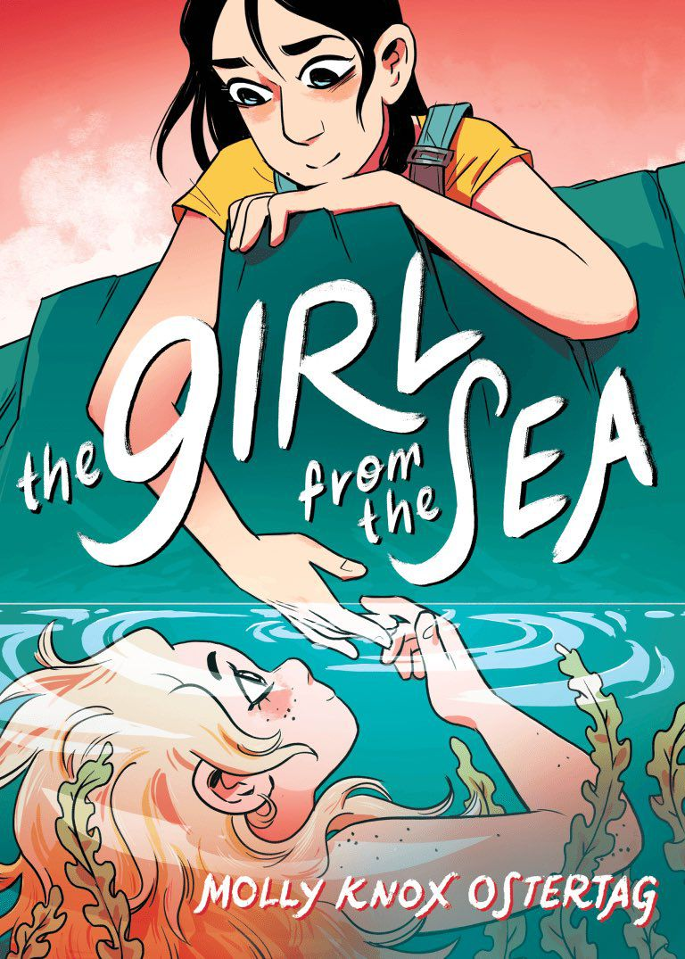 The Girl From the Sea cover