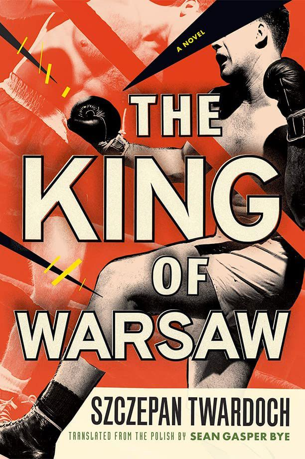 Book cover image of The King of Warsaw
