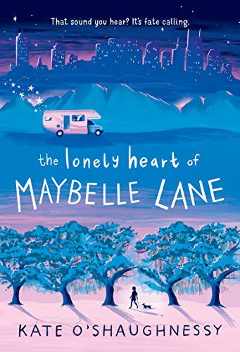 the lonely heart of maybelle lane book cover
