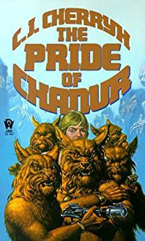 Cover of The Pride of Chanur by CJ Cherryh