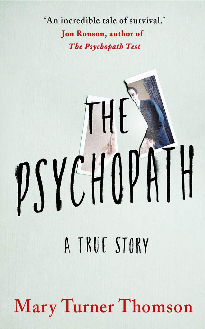 Book cover for The Psychopath
