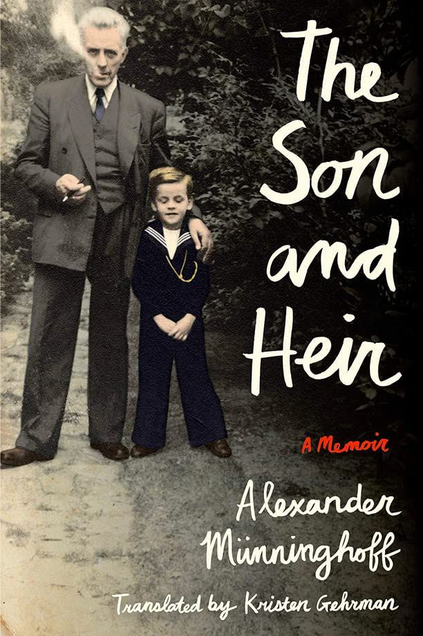 Book cover image of the Son and Heir