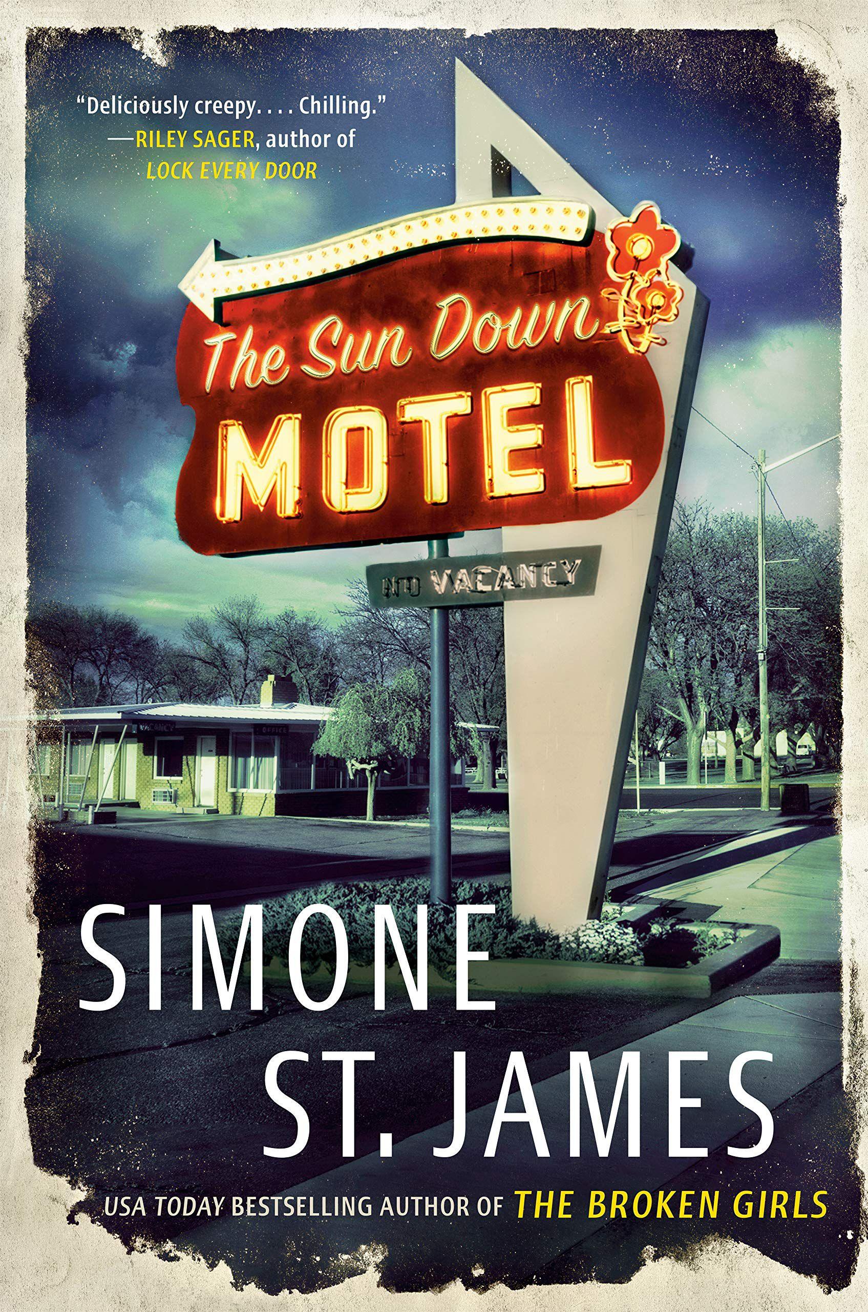 Book cover of The Sun Down Motel