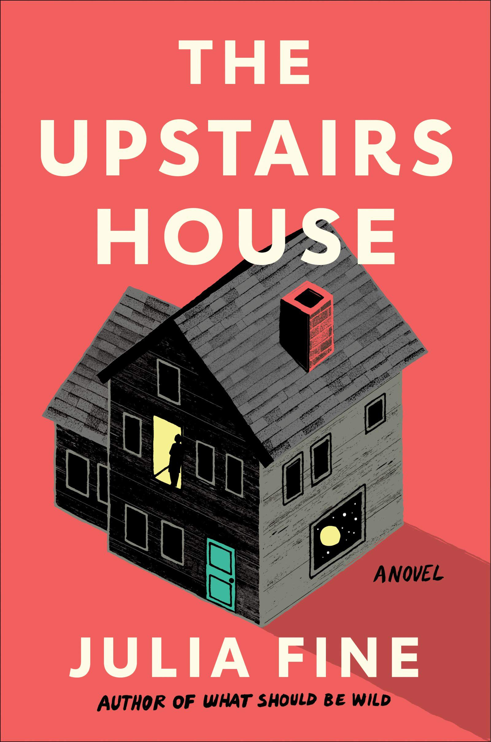 Book cover of The Upstairs House
