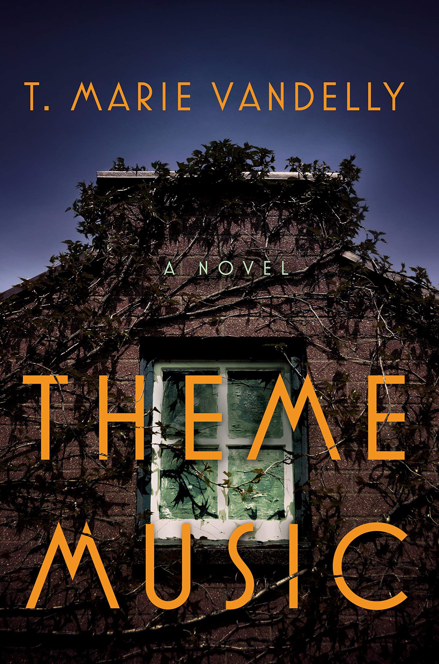 Book cover of Theme Music
