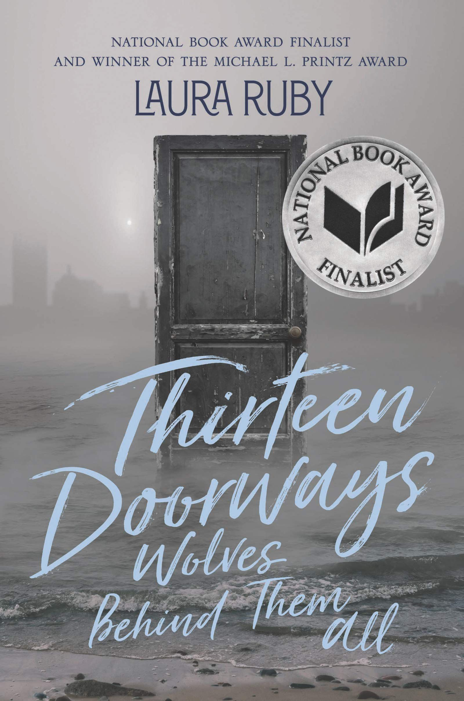 Book cover of Thirteen Doorways Wolves Behind them All