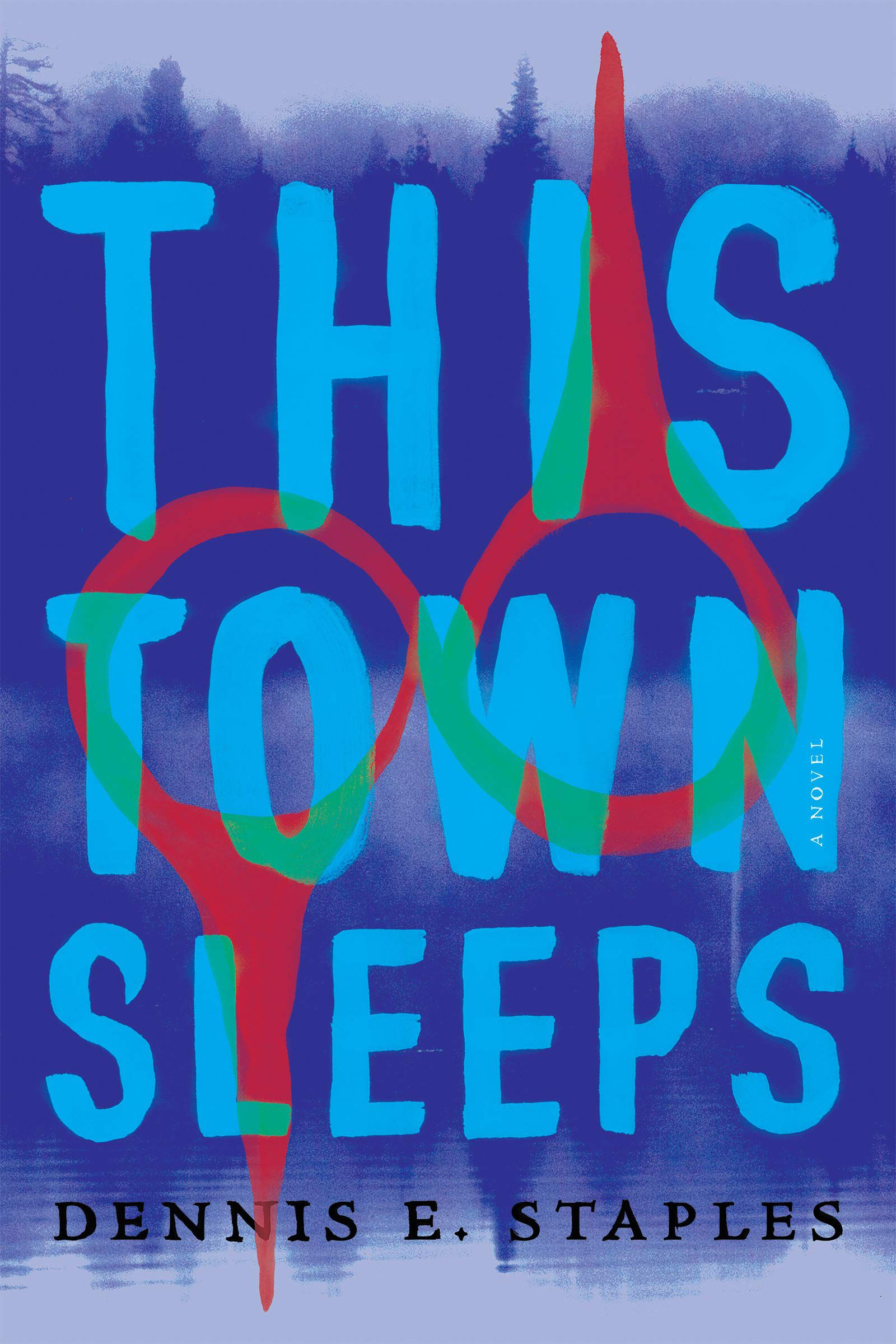 Book cover of This Town Sleeps