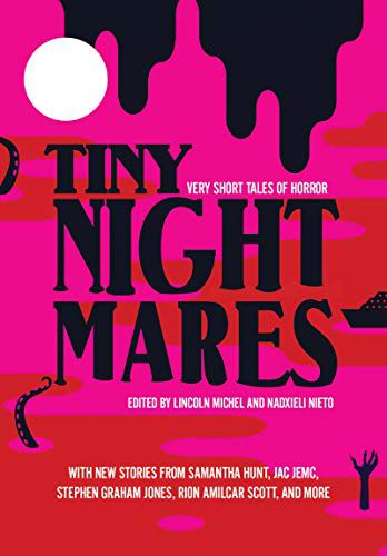 tiny nightmares horror anthology book