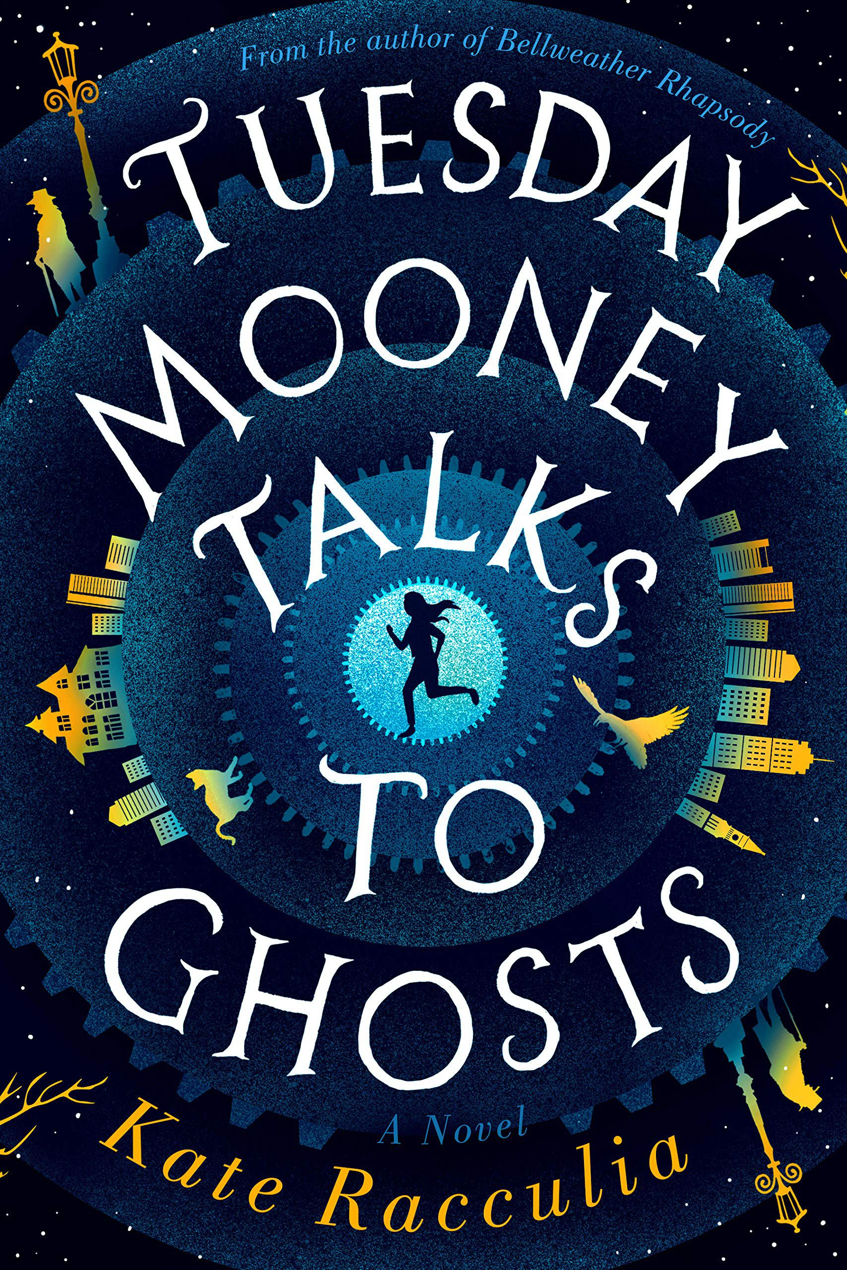 Book cover of Tuesday Mooney Talks to Ghosts