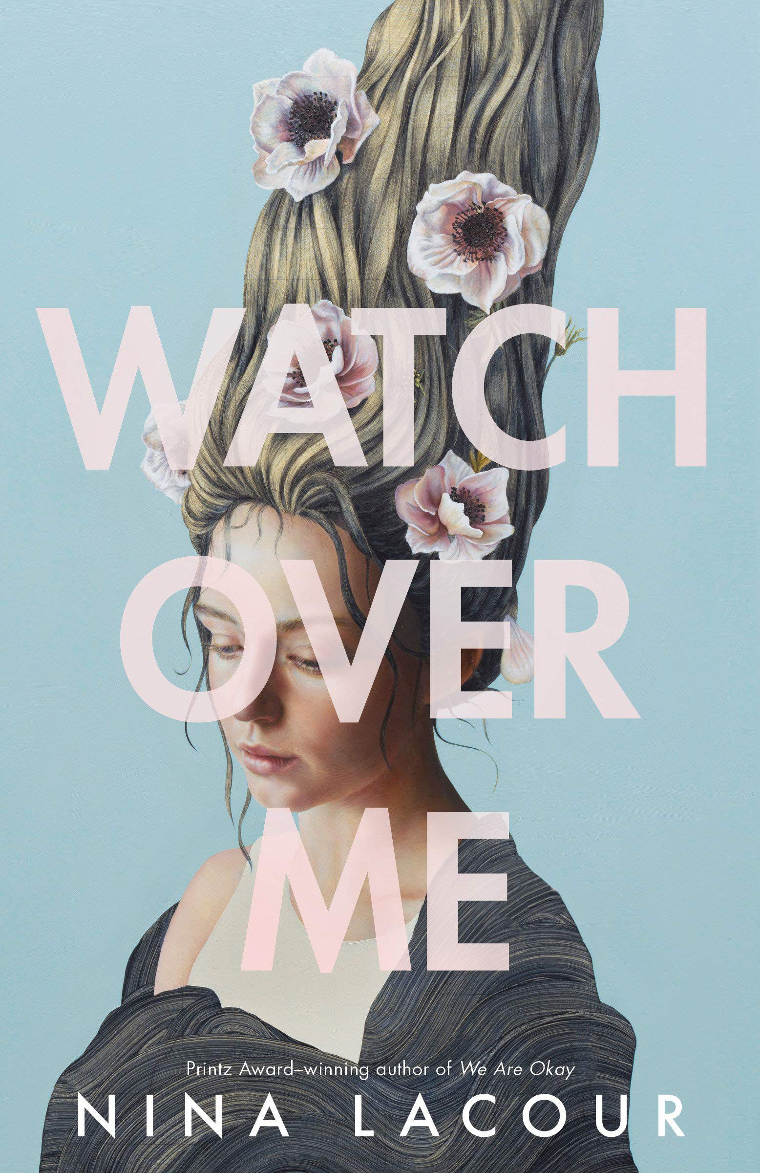Book cover of Watch Over Me