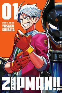 manga like my hero academia