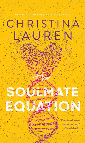 cover image of The Soulmate Equation by Christina Lauren