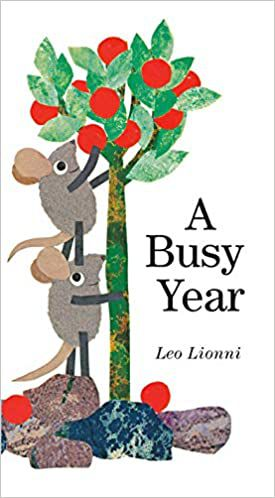 A Busy Year cover
