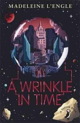 A Wrinkle In Time Puffin cover