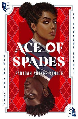 cover image of Ace of Spades by Faridah Àbíké-Íyímídé
