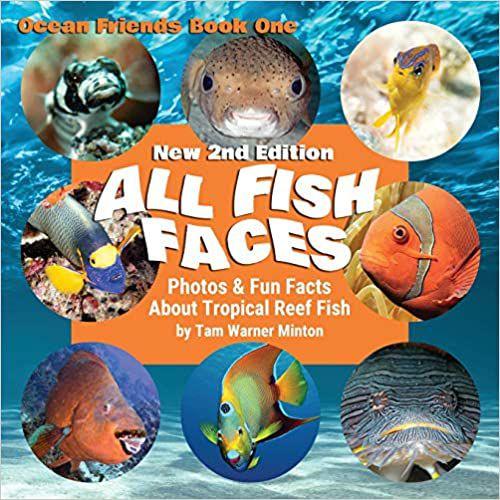 Nonfiction fish books for kids