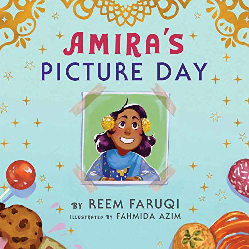 Amira's Picture Day cover