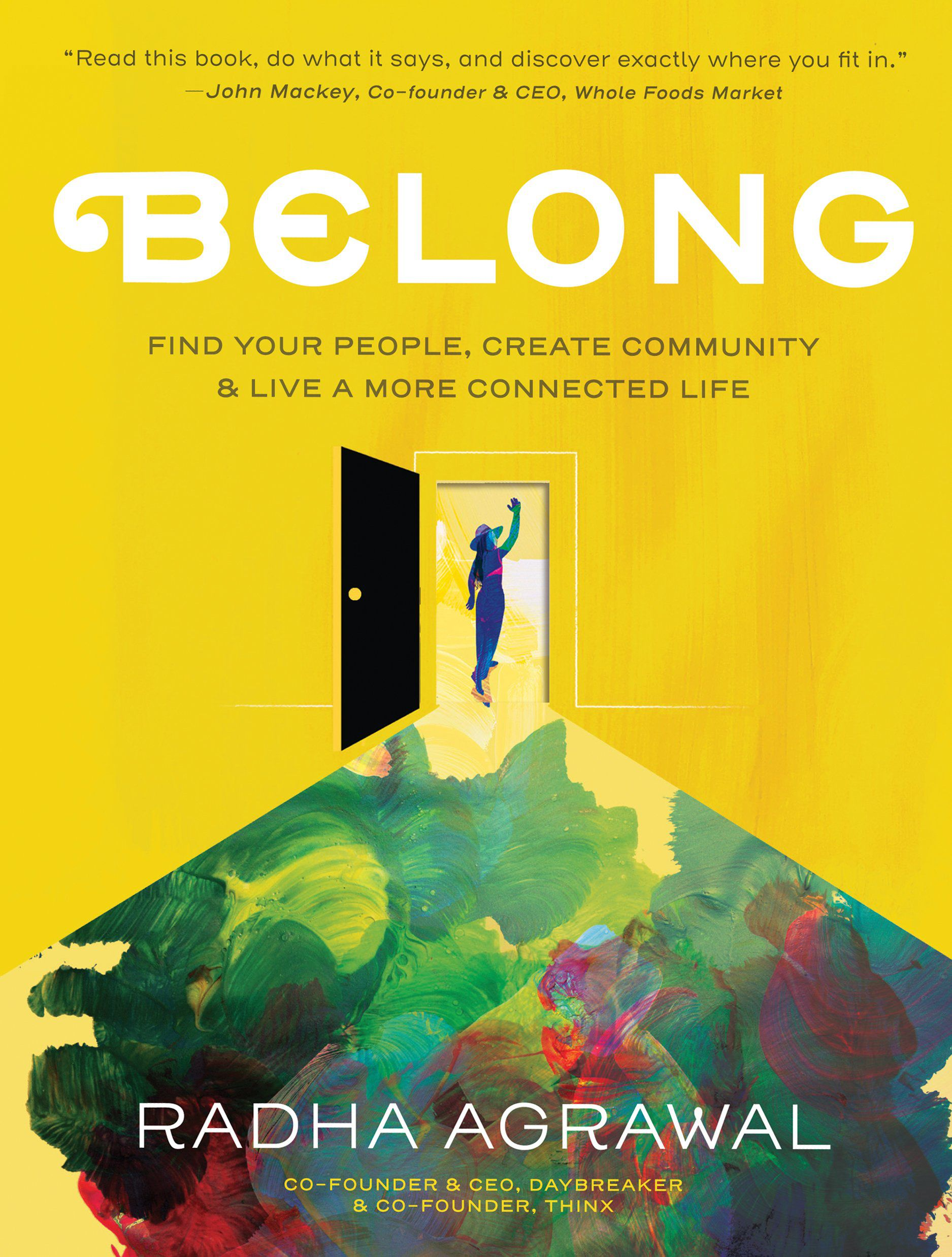 Belong by Radha Agrawal Cover