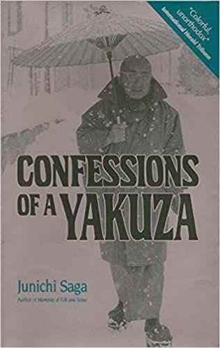 Confessions of a Yakuza by Junichi Saga