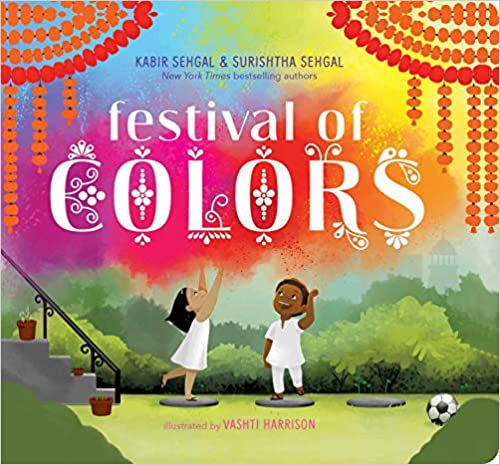 Festival of Colors cover