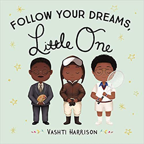 Follow Your Dreams Little one cover