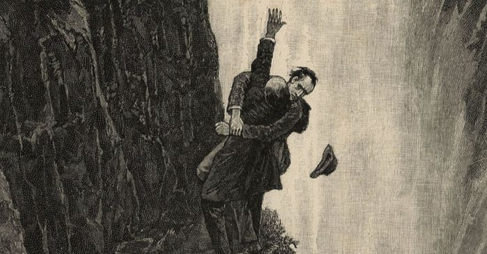 There and Reichenbach Again: The Best and Worst Depictions of Moriarty's Final Resting Place