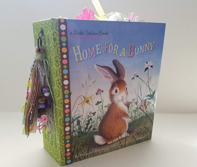 Home for a Bunny junk journal