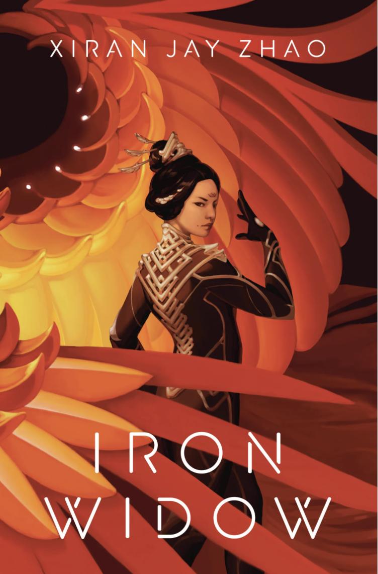 cover image of Iron Widow by Xiran Jay Zhao