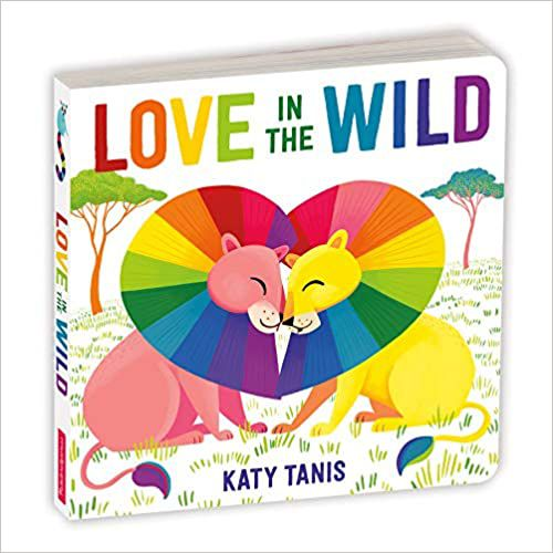 Love in the Wild cover