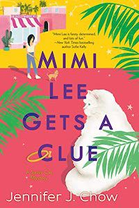 Mimi Lee Gets a Clue by Jennifer J. Chow book cover