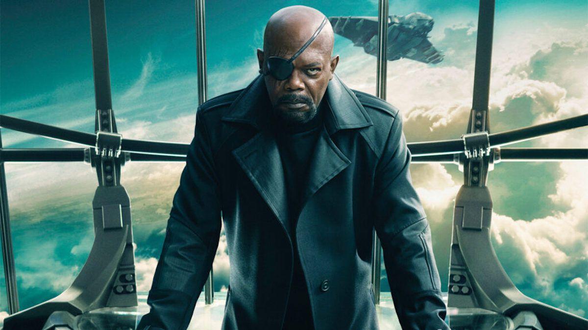 Samuel L. Jackson as Nicky Fury