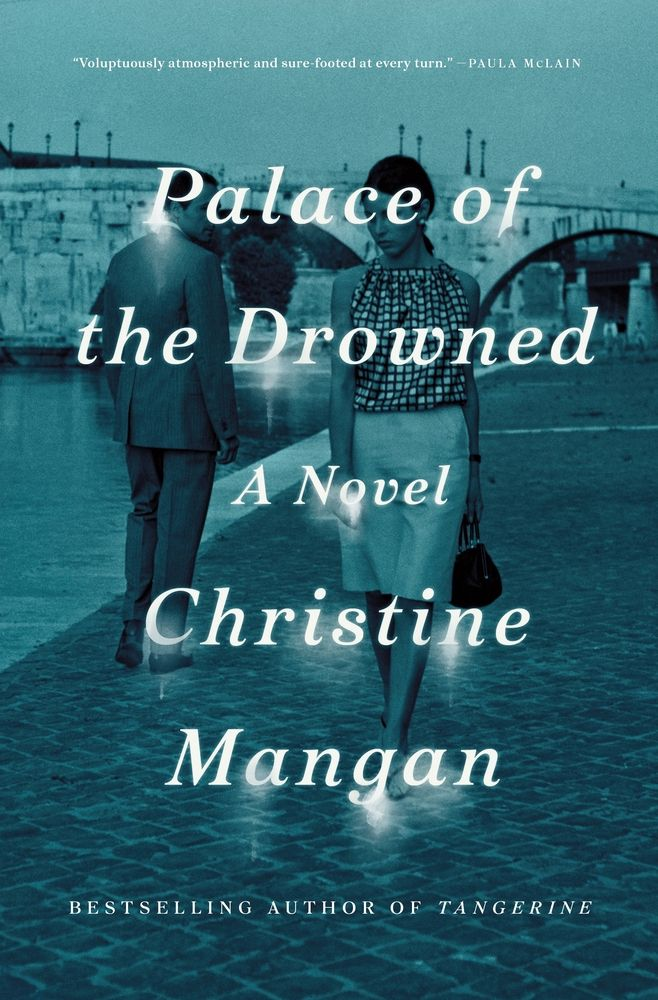 cover image of Palace of the Drowned by Christine Mangan
