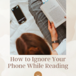 Phone Down, Book Up! graphic