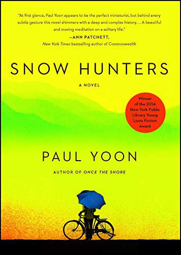 Snow Hunters novel cover