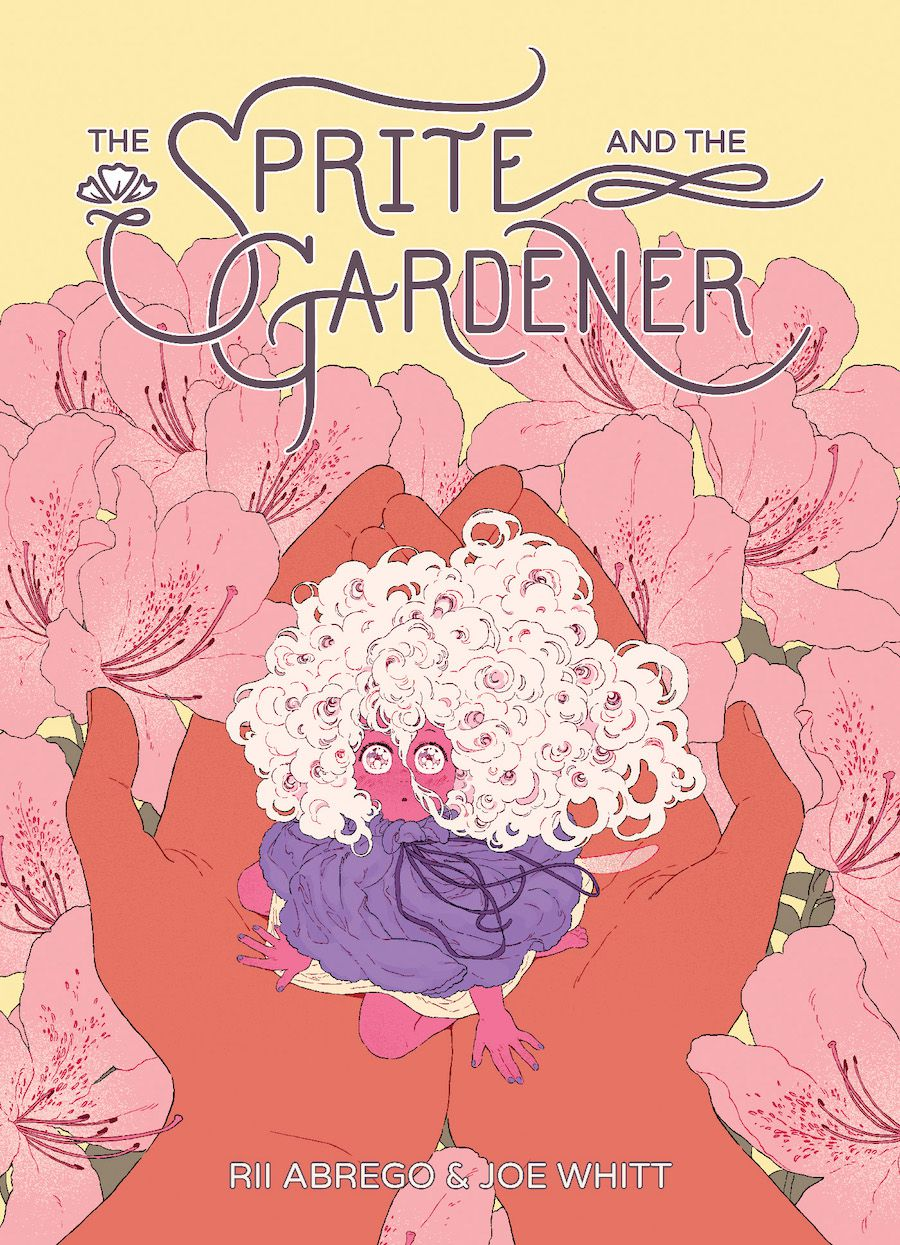 cover image of Sprite and the Gardener by Joe Whitt and Rii Abregoto