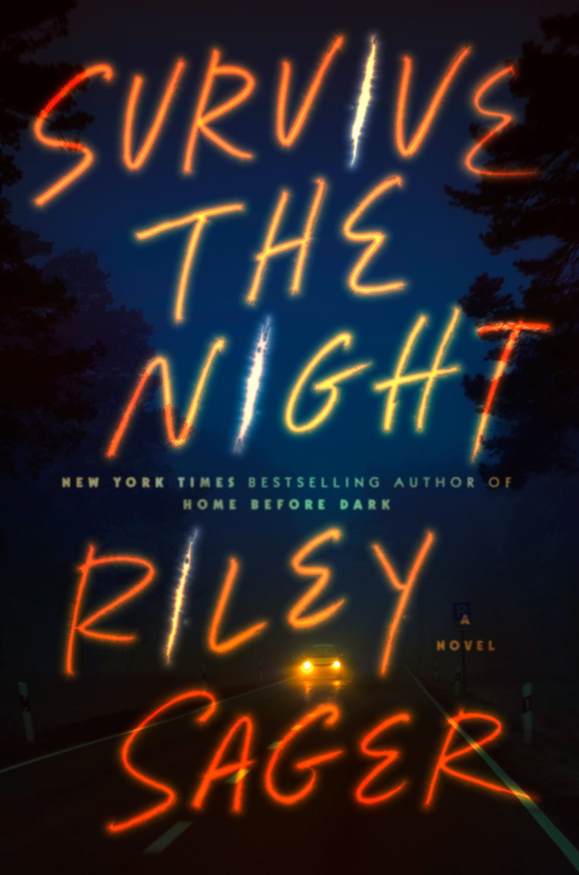Surive the Night by Riley Sager
