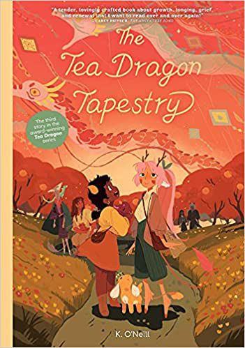 The Tea Dragon Tapestry cover